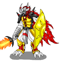 Dec. Special-Wargreymon BURST by Scatha-the-Worm