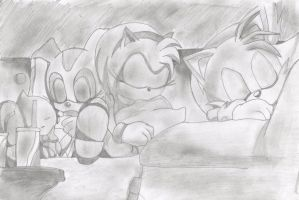 Sonic: Ending by Tails212