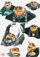 Gru by 9YellowDragon9