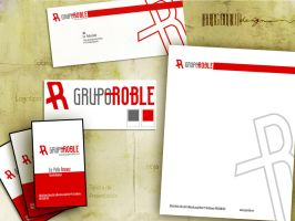 Roble Corporativo by Irv-Ing