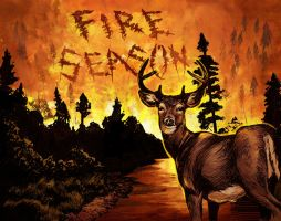 Fire Season by blindthistle