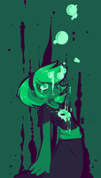 Drown Your Sorrows In Blood And Ink by Polkadot-Creeper