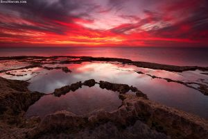 ...And Then Red by erezmarom