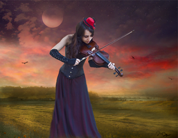 Serenade for a Prarie Moon by nine9nine9