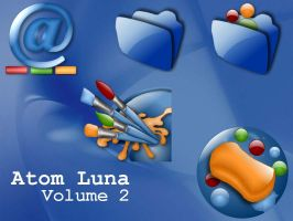 Atom Luna Volume 2 by sevensteps2heaven