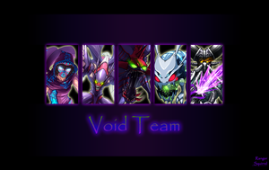 [Void team] by dw628