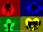 31 Days Of Halloween - Day 22 by 4br1l