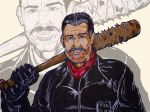 The Walking Dead: NEGAN by Optimus8404