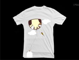 T-shirt I by ComputerBrigades