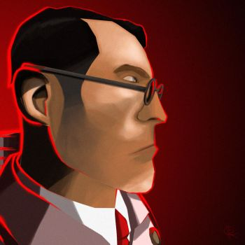 RED Medic by Roldsie