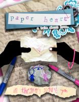 Paper Heart by t0m0y04evr