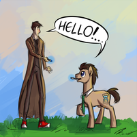Doctors meeting by Fonora