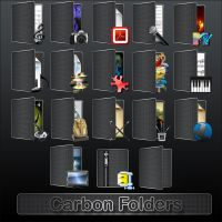 Carbon Folders by 0dd0ne