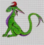 Green Dragon by LonlyAntelope