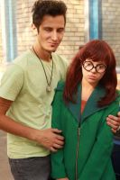 Daria and Trent by SoDespair