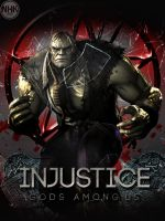 INjustice Solomon Grundy by NHKkyo