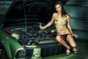 Mustang Sally 6 by DPAdoc