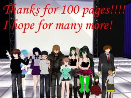 Thanks for 100 pages! by sky-commander