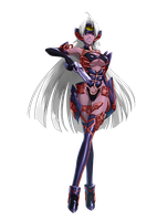 Project-X-Zone T-Elos Palette by CaliburWarrior