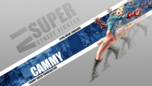 Super Street Fighter IV Cammy by Ztitus