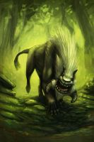 Beast by Bubaben