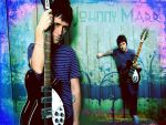 Johnny Marr Wallpaper by x-shes-green-x