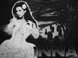 Inna On the cemetery by pudinmich