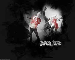Jared Leto wallpaper by Czekolaadowaa