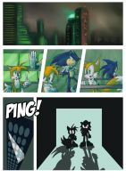 Random Sonic Comic page 1 by SHADOWPRIME