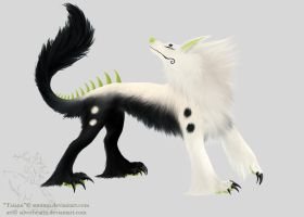 Taianu Character Contest by silverheartx