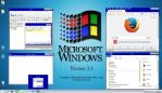 Windows 3.1 Theme for Windows 8 and Windows 8.1 by winxp4life