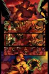 'Torneo 2' comic page by Brolo