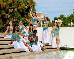 Belly Dance Troupe Shoot 36 by Cassy-Blue