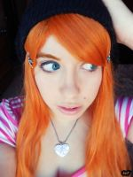 Cosplay Orihime Inoue (Casual Session) 2 by SaFHina