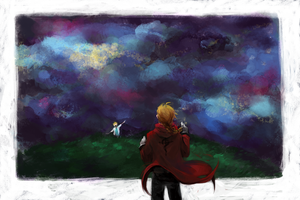 Our painted dreams: FMA by DoOp