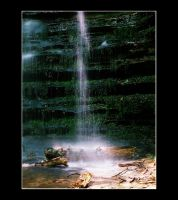 Wells Hill Waterfall 03 by DG-Photo
