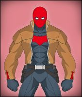 Red Hood - New 52 by DraganD