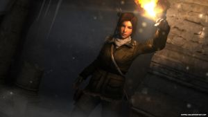 Rise of the TOMB RAIDER by doppeL-zgz