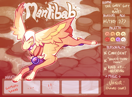 {Mantibab Registry} The Gods' Gift by burrdog