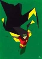#3. Robin by ColourOnly85