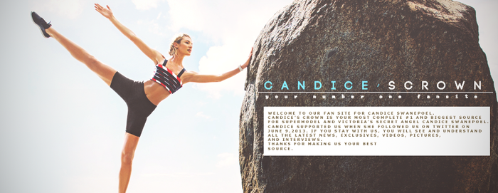 Facebook Banner for Candice's Crown by 17studio