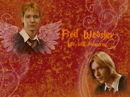 Fred Weasley by Lily-so-sweet