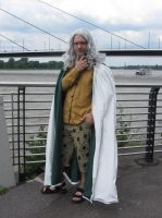 Silvers Rayleigh Cosplay 1 by NeaeraDE