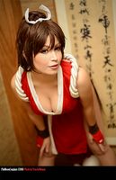 Mai Shiranui Cosplay 05 by plu-moon