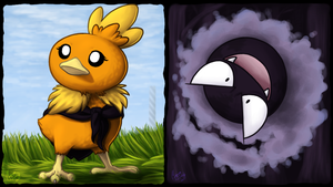 PMD Application Art by mirzers