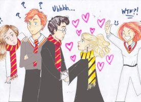 Pottermore Influence by TheNorthMint