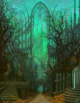 The Gates of Solitude by Xeeming