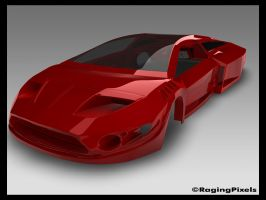 1st personal concept car wip5 by ragingpixels