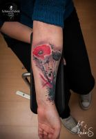 Freehand by Anderstattoo