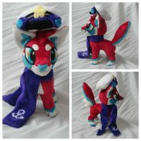 Seltsam Plush by Toshiko-paws